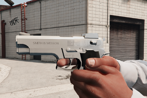S&W Model 659 [Animated]