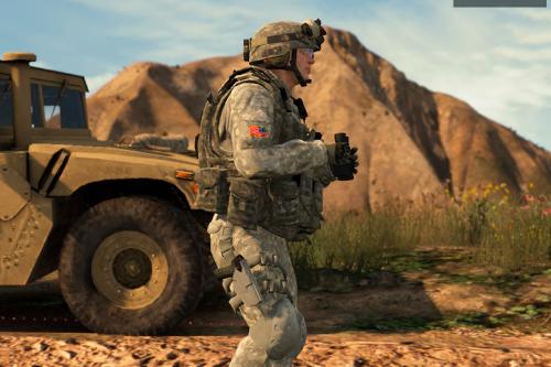 SA/CA US ARMY PACK