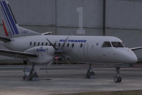 Saab 340 Livery Pack