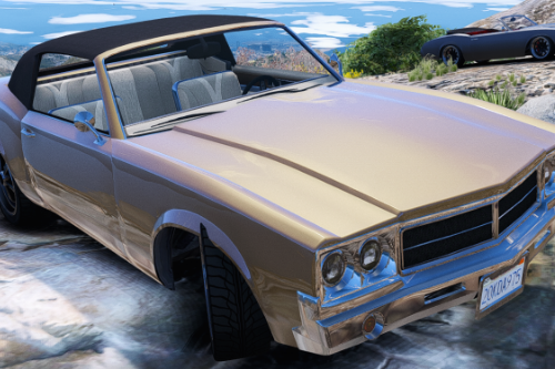 Declasse Sabre Cabriolet [Add-On | Extras | LODs]