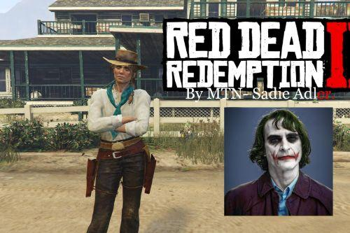 Sadie Adler Red Dead Redemption 2.