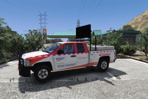 SADOT Road Ranger Silverado (FDOT-Based)