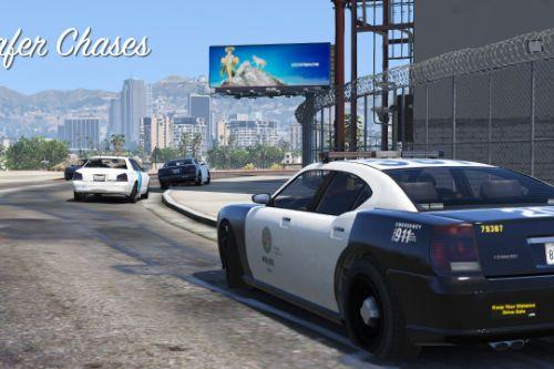 Safer Chases for LSPDFR