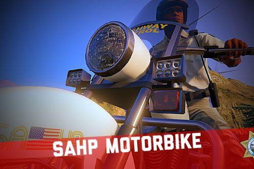 SAHP Motorbike (Vanilla) [Add-On | Replace]