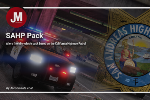 San Andreas Highway Patrol (SAHP) Pack [Add-on | Lore-Friendly]