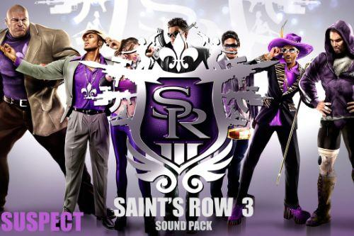 Saint's Row The Third & 4 Sounds Pack