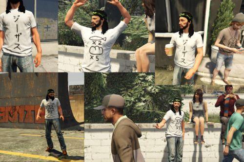 Saint Young Men T-shirts MP male