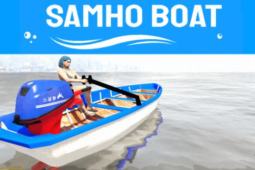 Samho Fishing Boat [Add-On]