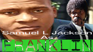 Samuel L Jackson as FRANKLIN