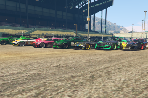 San Andreas Auto Racing Championship Ultimate Pack [Menyoo]