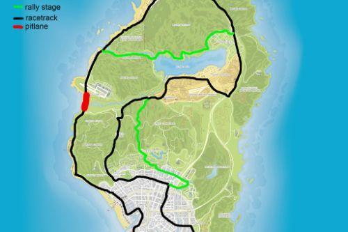 B7abe5 gta 5 map1