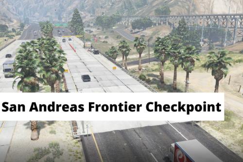 San Andreas Frontier