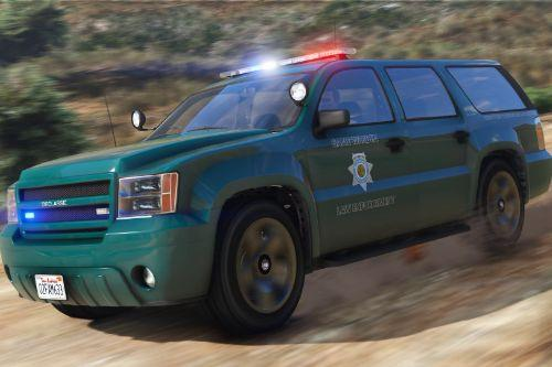 San Andreas Game Warden Pack [Vehicles | EUP | Lore-Friendly | Add-On]