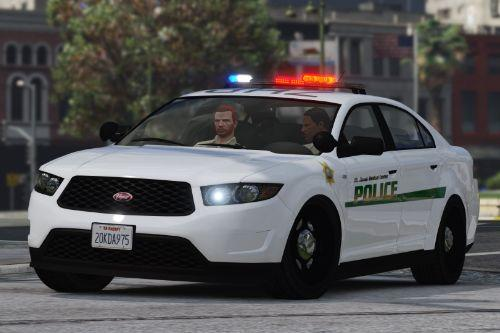 San Andreas Hospital Police Pack [EUP | Vehicles | Lore-Friendly]