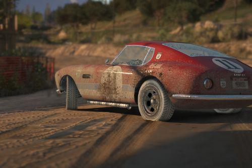 San Andreas Motorsport - Classic Rally Cars [MENYOO]