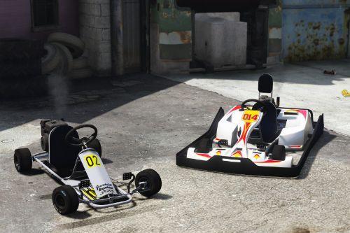 San Andreas Motorsport - Go-Karts [Menyoo]