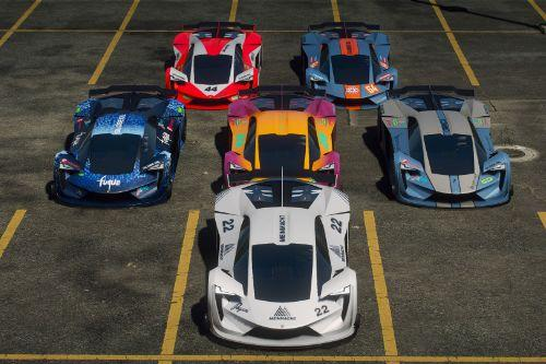 San Andreas Motorsport - Track Cars (Overhaul) [Menyoo]