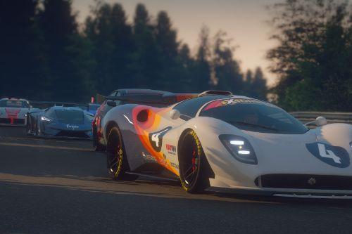 San Andreas Motorsport - LMP/Track Cars (Los Santos Summer Special Update) [Menyoo]