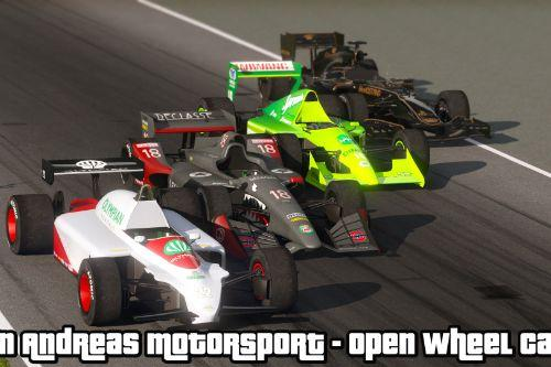 San Andreas Motorsport - Open Wheelers [Menyoo]