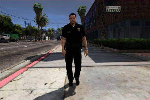 San Andreas Police Department (LSPD Black)