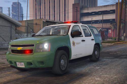 San Andreas Sheriff's Tahoe [Discontinued]