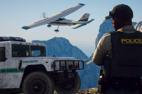 San Andreas State Park Ranger Pack [Add-On / Replace | Sounds | Cargens]