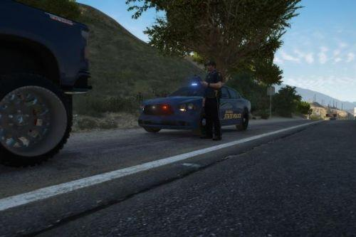 San Andreas State Police Mini Pack