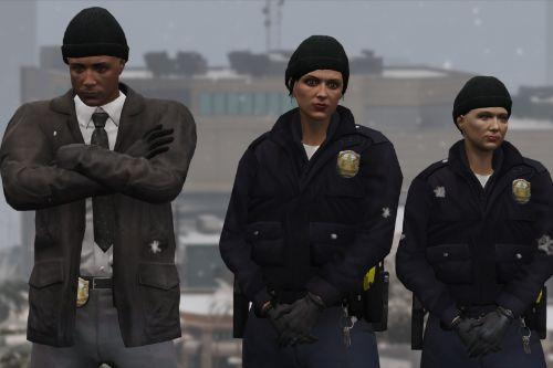 San Andreas Ultimate Backup [EUP] & LSPDFR EUP Configurations