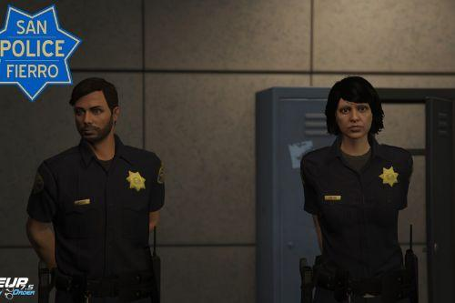 San Fierro Police Department | SFPD | EUP [Discontinued]