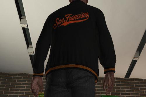 San Francisco Giants Cap and Jacket