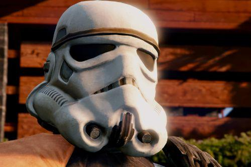 SandTrooper From SW: Battlefront (DICE) [Add-On / Replace]