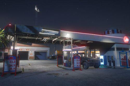 Sandy gas station v1 [MLO]