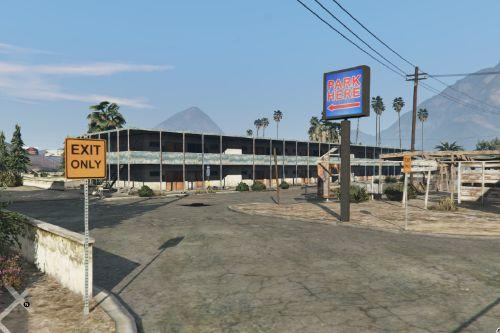 Sandy Motel Remastered