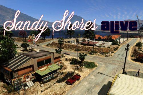 Sandy Shores Alive [MapEditor/YMAP]