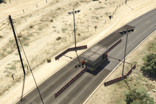 Sandy Shores Border [YMAP]