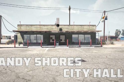 [MLO] Sandy Shores - City Hall Interior [Add-On SP / FiveM / AltV]