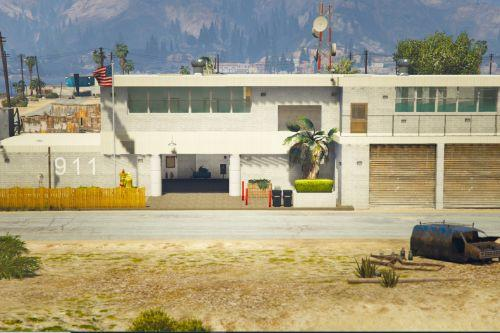 Sandy Shores Fire Department [Menyoo]
