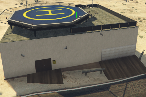 Sandy Shores Police Department (Fivem-Ready|ymap)