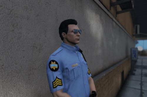 Sandy Shores Police Uniform & Livery (EUP)