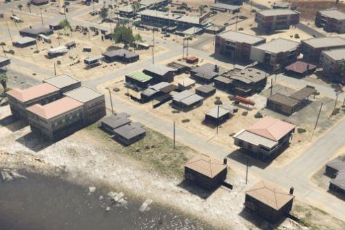Sandy Shores Redux by Jaaag