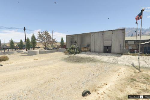 Sandy Shores Tow Yard [SP / FiveM] [Menyoo]