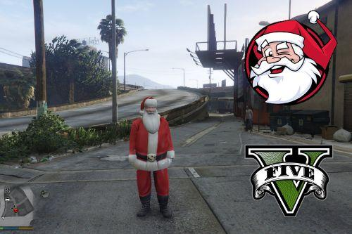 Santa Claus  [Add-On Ped]
