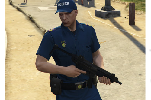 SAPS UNIFORM (South African Police Service)