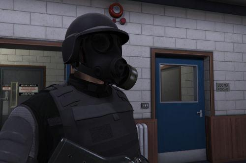 SAS Gas Mask