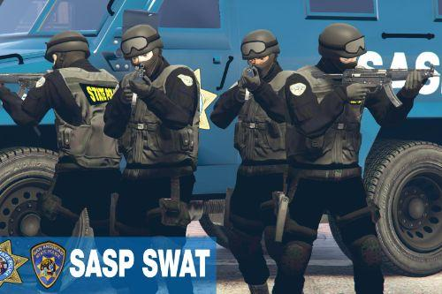 SASP SWAT Officer San Andreas State Police