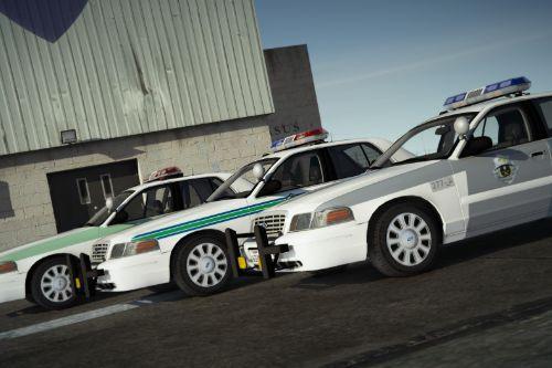 Saudi Police Pack دوريات سعودية [ELS]