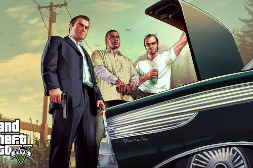 Grand Theft Auto V Save Game: %1.6 & %66.3 & %98.8 & %100