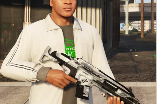 Scar-2 Crysis 2