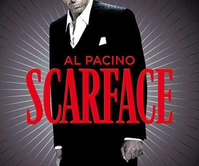 2cad58 scarface poster movie poster 3