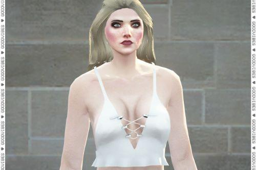 Scarlet Hairstyle for MP Female